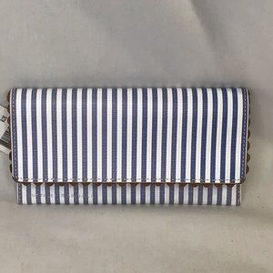 Loeffler Randall Everything Leather Wallet Clutch